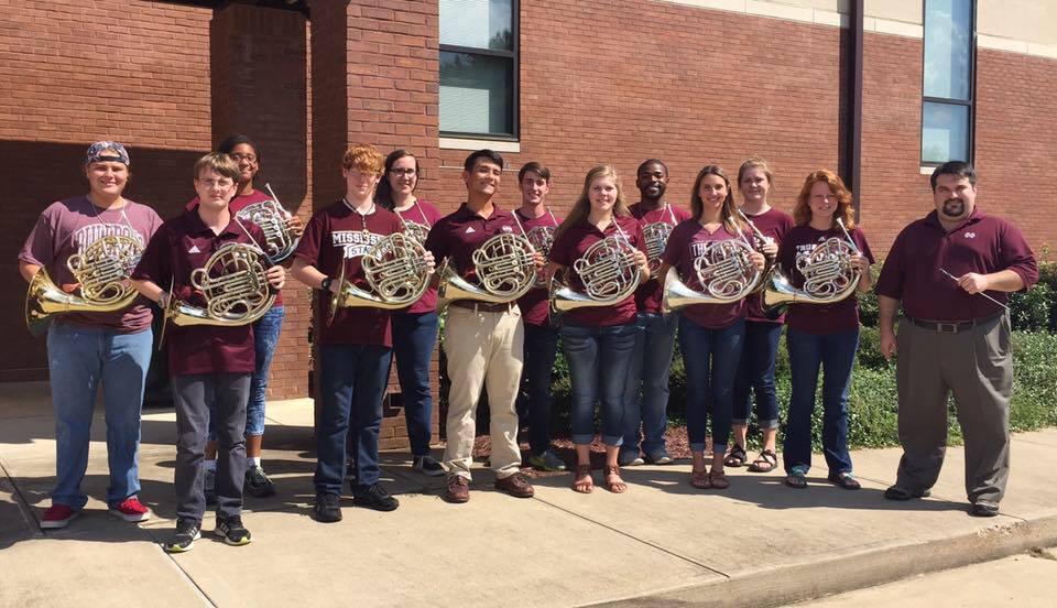 MSU Horn Choir